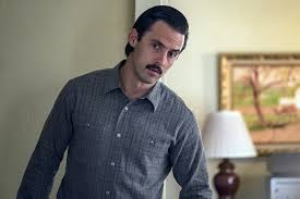 The character, Jack Pearson, from This is Us